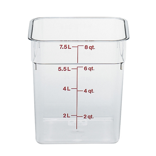 CamSquare™ Food Container, 8qt