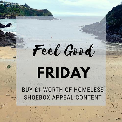 Feel Good Friday Donation
