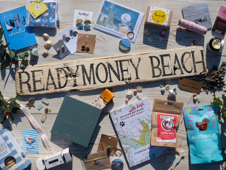 A Guide to a Cornish Christmas from Readymoney Beach Shop
