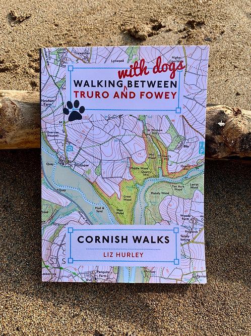 Walking With Dogs Between Truro & Fowey