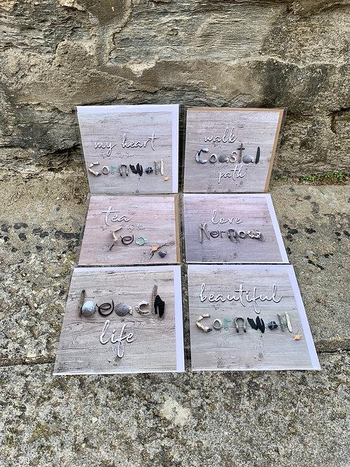 Shorelines Designs Card