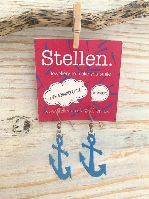 Stellen Earrings with hooks