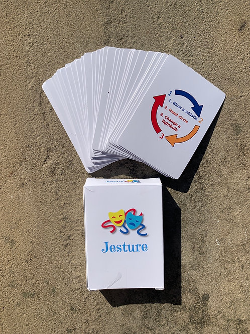 Jesture - Family Card Game