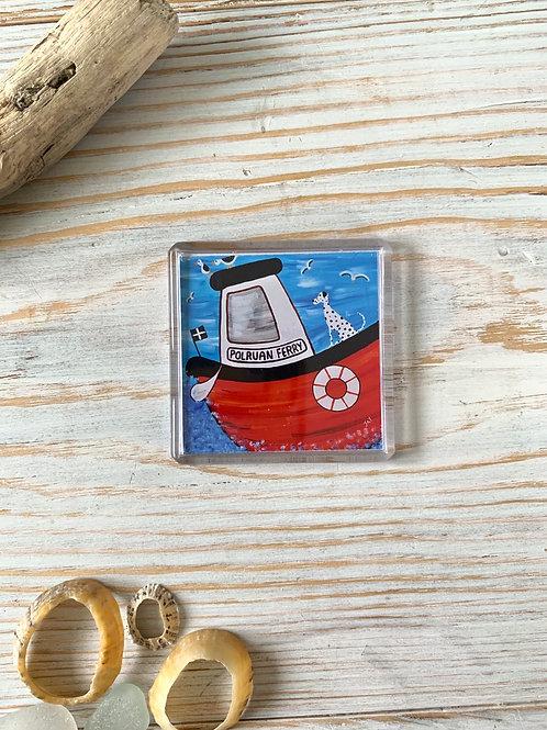 Colourful Art Fridge Magnets