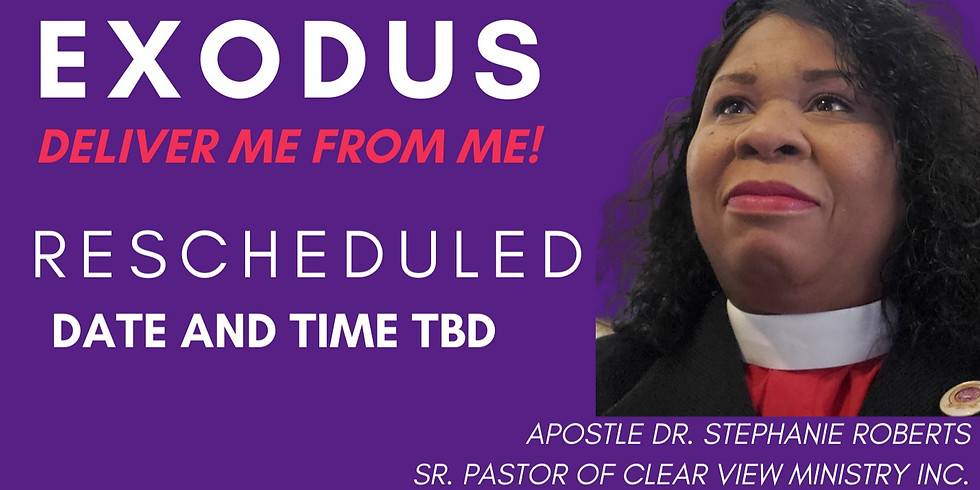 This Is My Exodus - Deliver Me From Me
