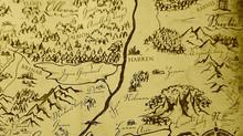 Mapový kvíz fantasy světů