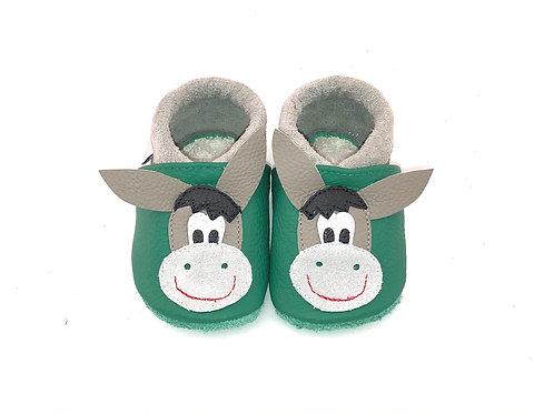 SK Kinderlederschuh Esel