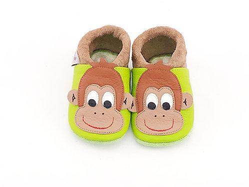 SK Kinderlederschuh Affe