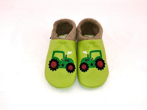 Bestickt: Modell Traktor