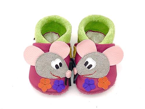 SK Kinderlederschuh Maus