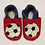 Thumbnail: Kinderlederschuh Modell Fußball