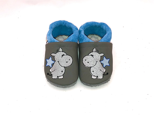 SK Bestickt: Hippo-Stern