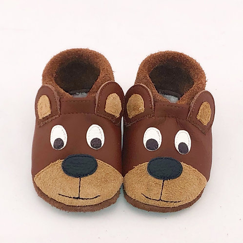 SK Kinderlederschuh Bären