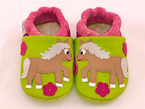 Kinderlederschuh Modell Pony