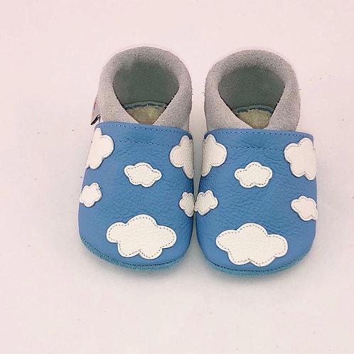 SK Kinderlederschuh Wolken