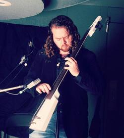 Recording Session NS Cello
