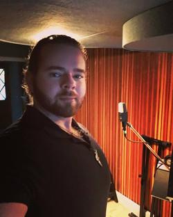 Recording Session Vocals