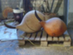 samen, seeds, sculpture