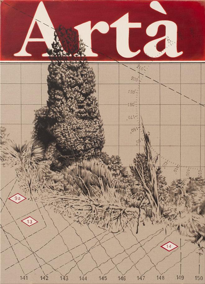 arta, painting, acrylic