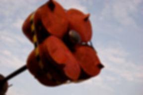 rosentrilogie, roses trilogy, sculpture, wil, st. gallen