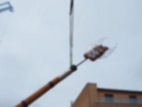 drei ähren, three ears, sculpture, winterthur