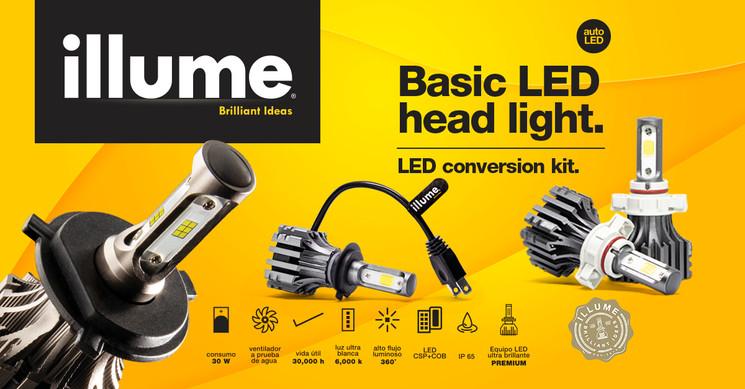Bulbo LED BASIC LINE