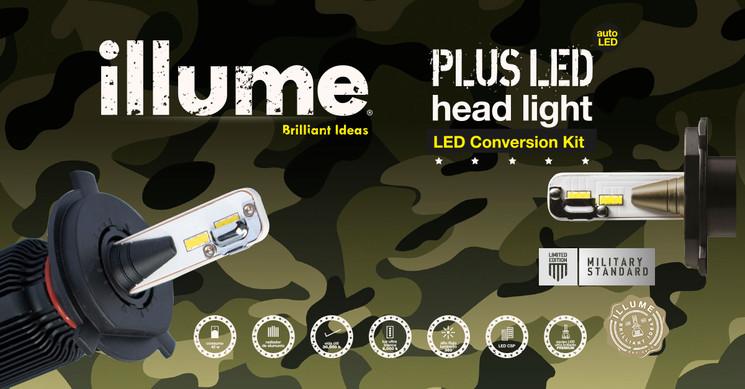 Bulbo LED PLUS