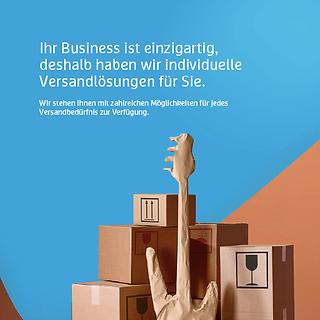 Hermes B2B Broschüre