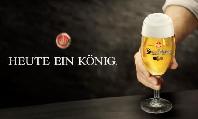 König Pilsener TVC
