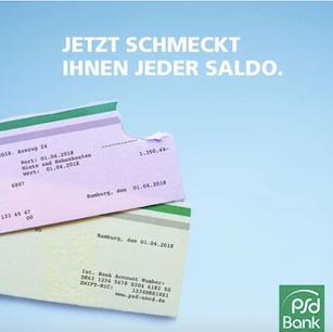 PSD Bank Nord eG. Redaktionsplan