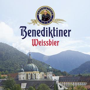 Benediktiner Weissbier Website