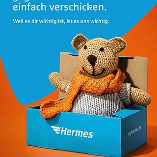 Hermes Markenkapmagne