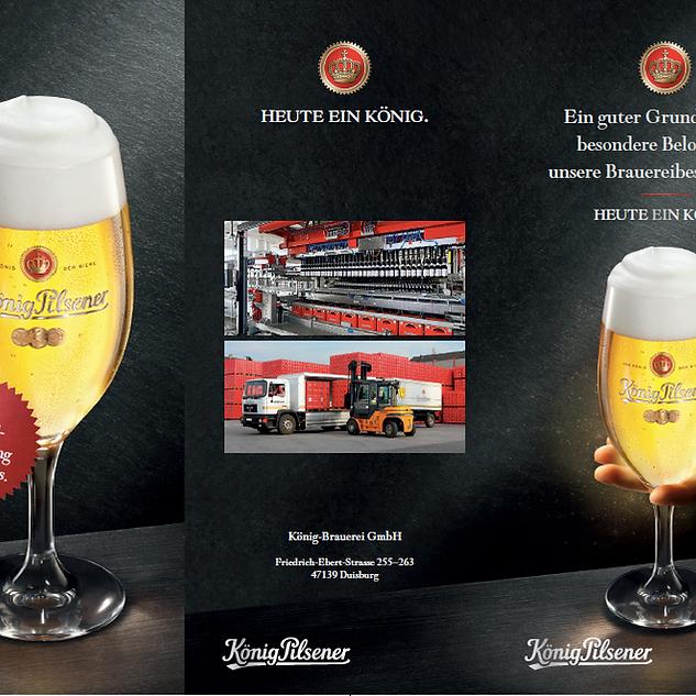 König Pilsener Brauereiführung