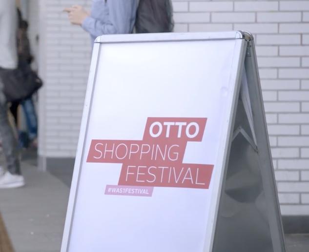 """OTTO """"Shopping Festival"""""""