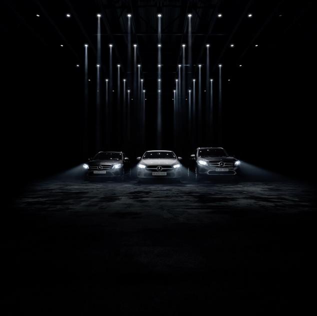 "Mercedes-Benz ""BLACK SALE"""