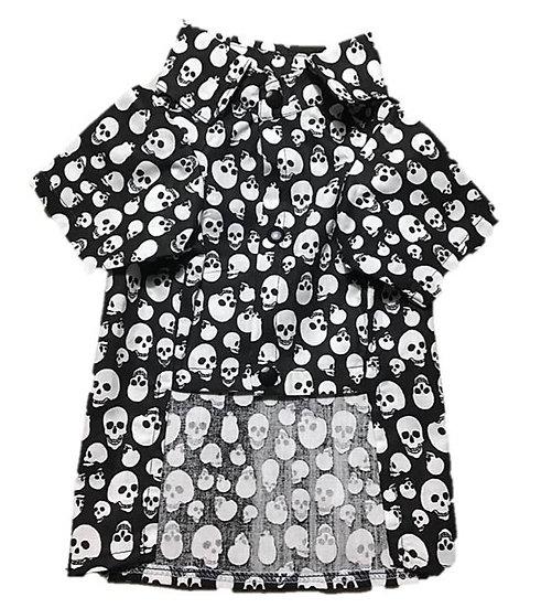 Camisa Caveirinhas