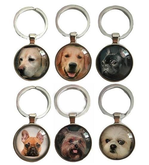 Chaveiro Pet Raças