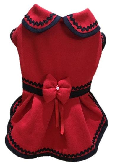 Lojista: Vestido de Moletom