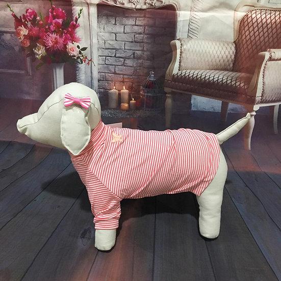Pijama Listrado TAM 01