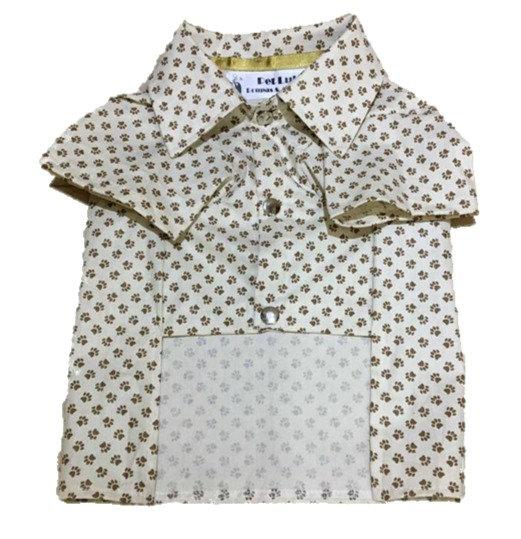 Camisa Patinhas TAM 01