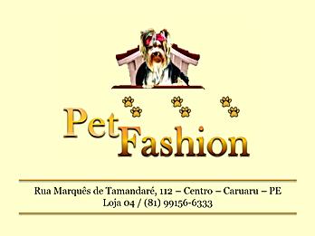Pet Fashion Caruaru