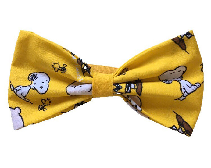 Gravata Borboleta Charlie Brown