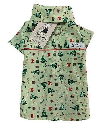 Camisa Pet Natal