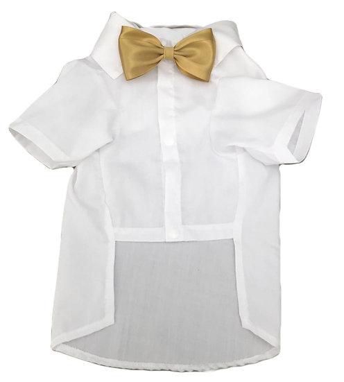 Camisa Social c/ Gravata