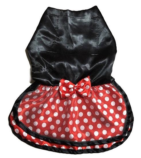 Lojista: Vestido Minnie