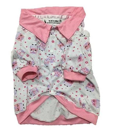 Pijama Coruja