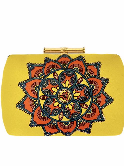 Mandala Art - Clutch Bag