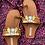 Thumbnail: Sepia - Tan Kolhapuri Footwear