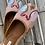 Thumbnail: Pink Swan Mules