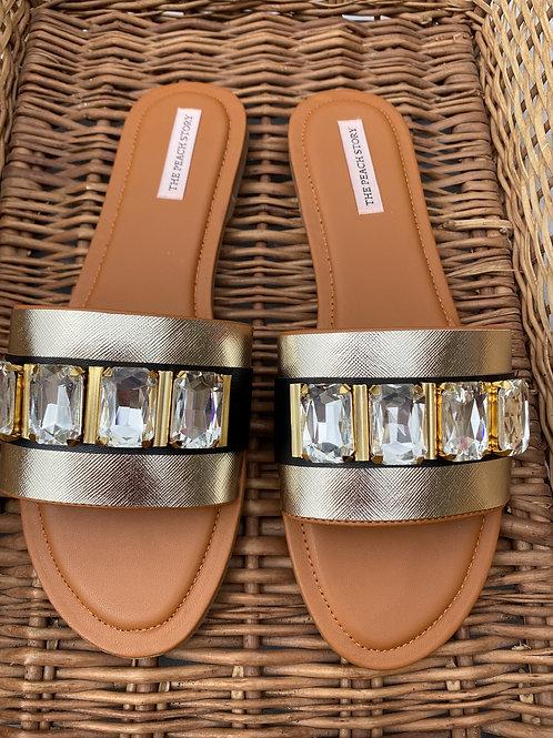 Glam me more - Slider Footwear